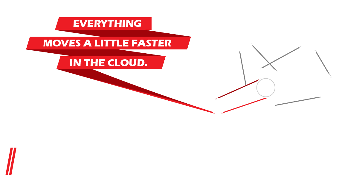 Speed up your technology. Create fast cloud apps with agility. Become an agile company.